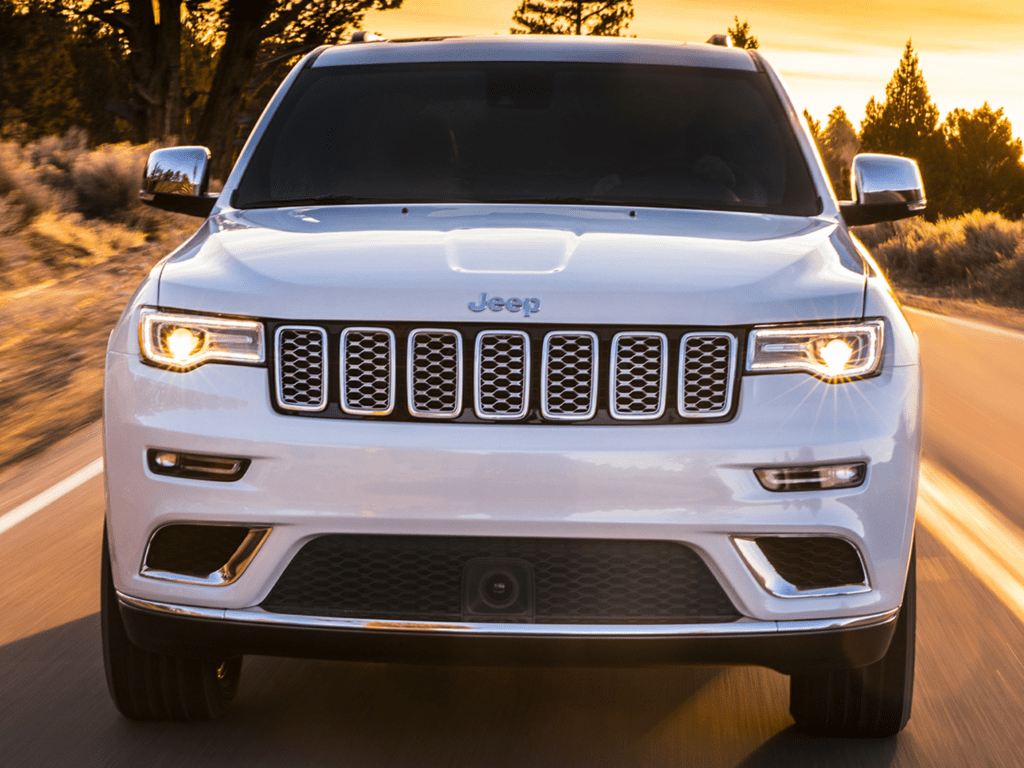 2021 Jeep Grand Cherokee Trackhawk 4dr 4x4 Lease