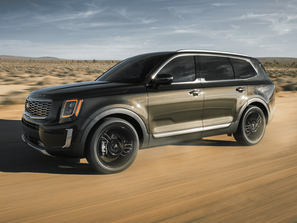 2021 Kia Telluride SX 4dr All-wheel Drive Lease