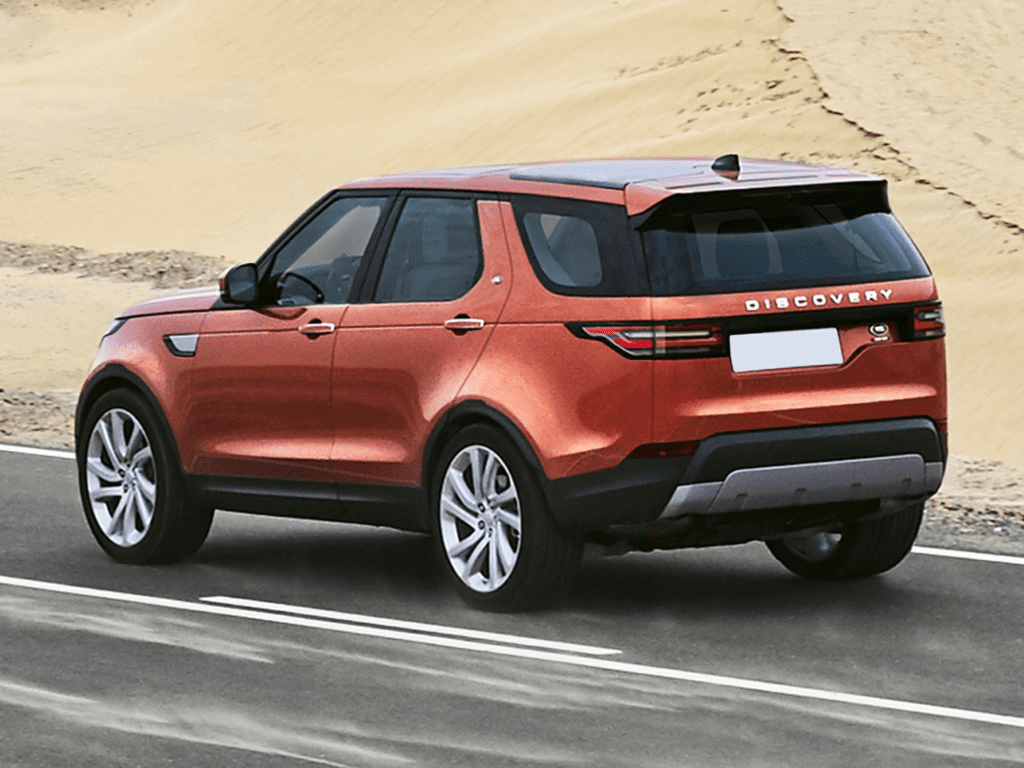 2020 Land Rover Discovery HSE LUXURY Td6 4dr 4x4 Lease