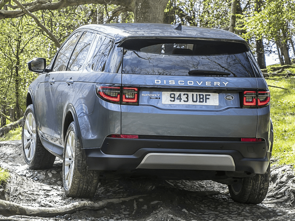 2021 Land Rover Discovery Sport SE R-Dynamic 4dr 4x4 Lease