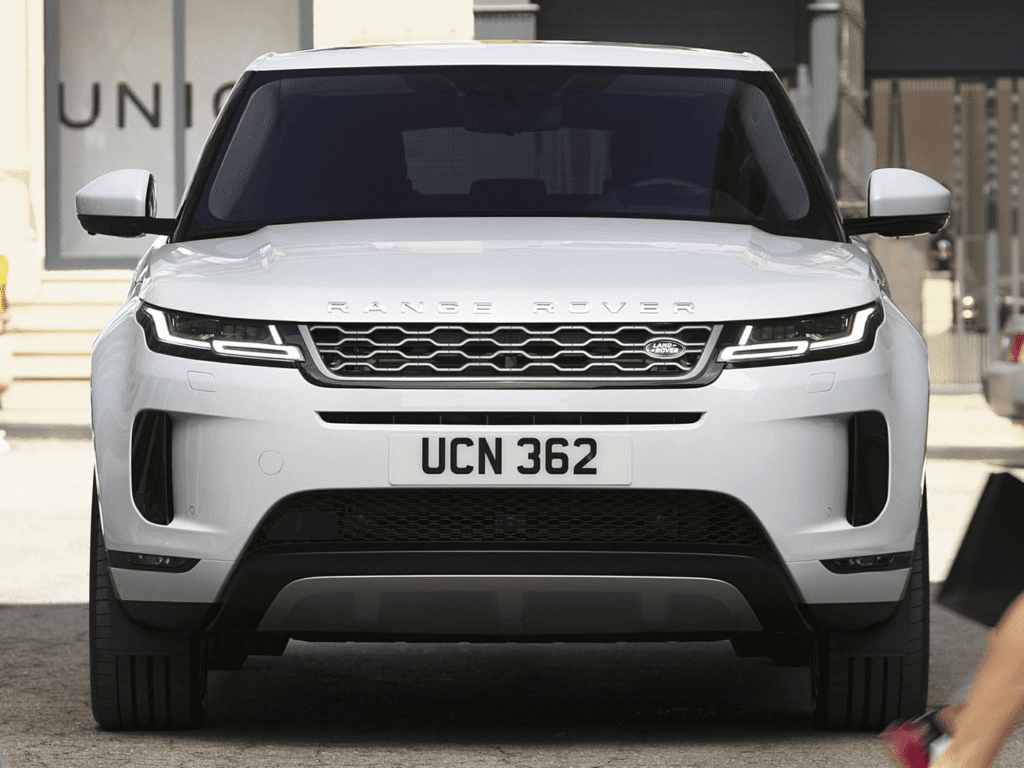 2021 Land Rover Range Rover Evoque R-Dynamic HSE All-wheel Drive Lease