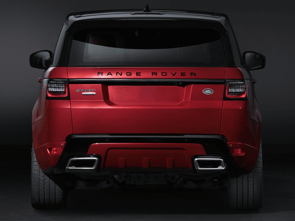 2021 Land Rover Range Rover Sport SVR Carbon Edition 4dr 4x4 Lease