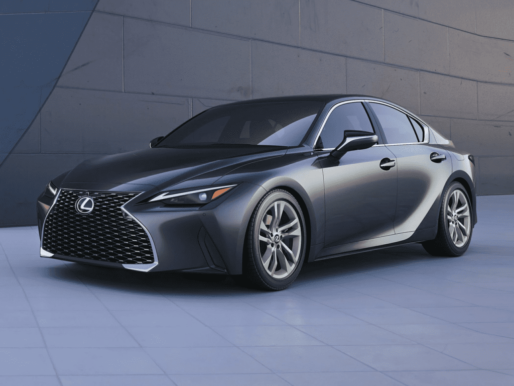 2021 Lexus IS