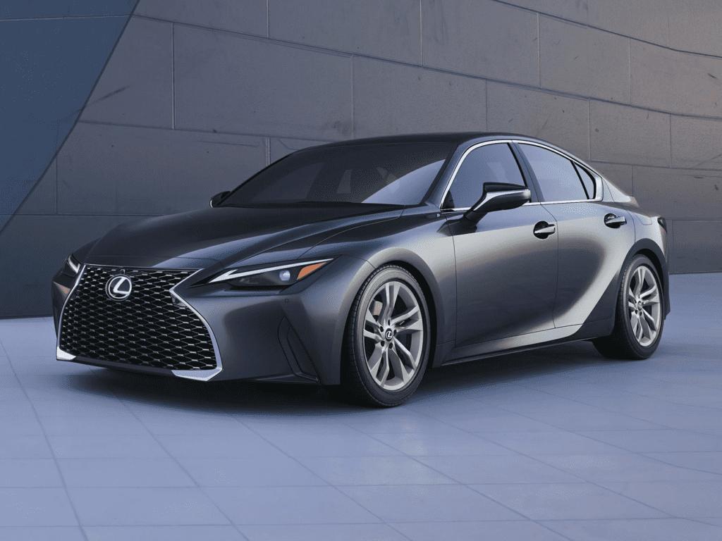 2021 Lexus IS IS 350 F SPORT 4dr All-wheel Drive Sedan Lease