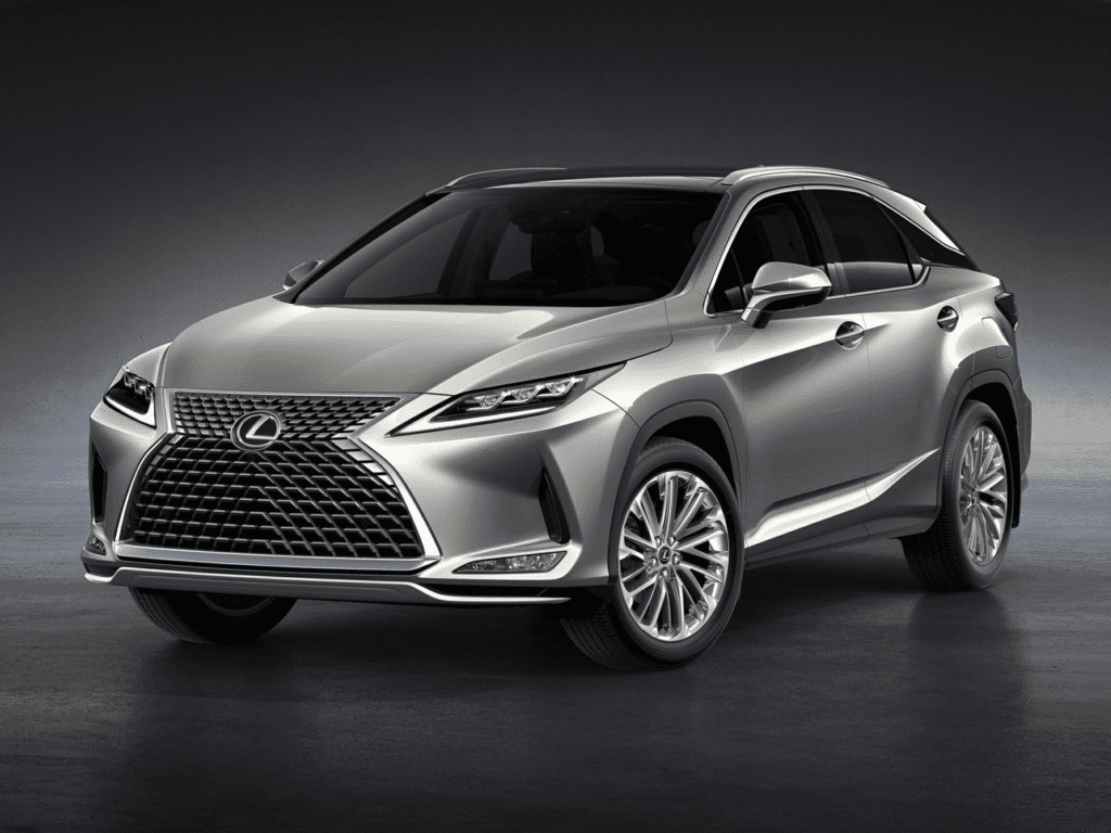2021 Lexus RX RX 450hL Luxury 4dr All-wheel Drive Lease