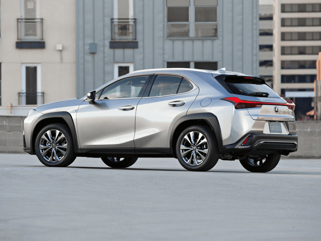 2021 Lexus UX UX 250h Luxury 4dr All-wheel Drive Lease