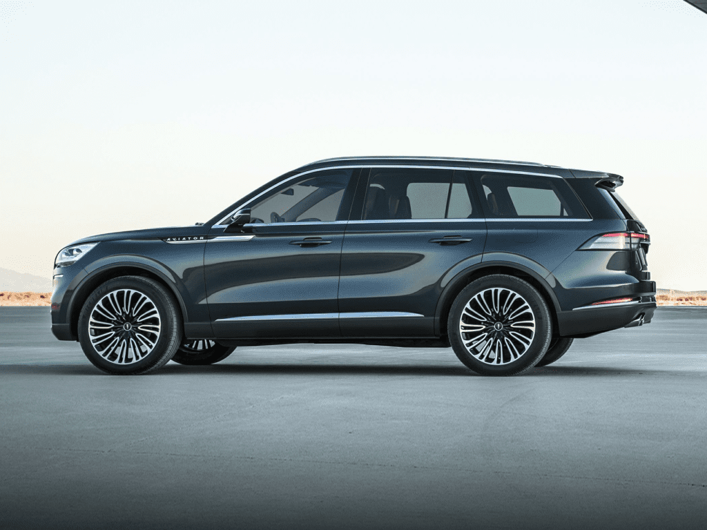 2021 Lincoln Aviator Black Label Grand Touring 4dr All-wheel Drive Lease
