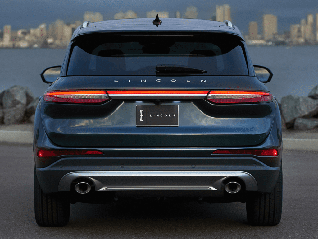 2021 Lincoln Corsair Grand Touring 4dr All-wheel Drive Lease
