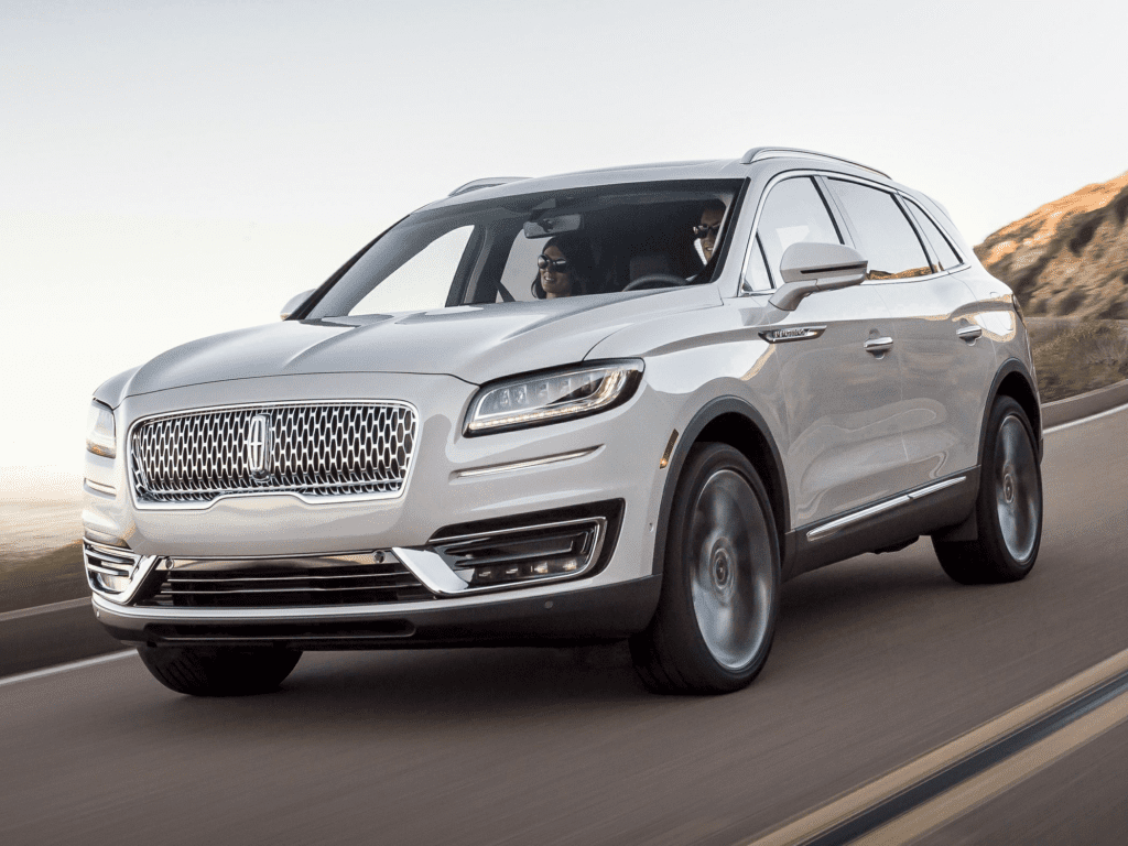 2020 Lincoln Nautilus Black Label 4dr All-wheel Drive Lease