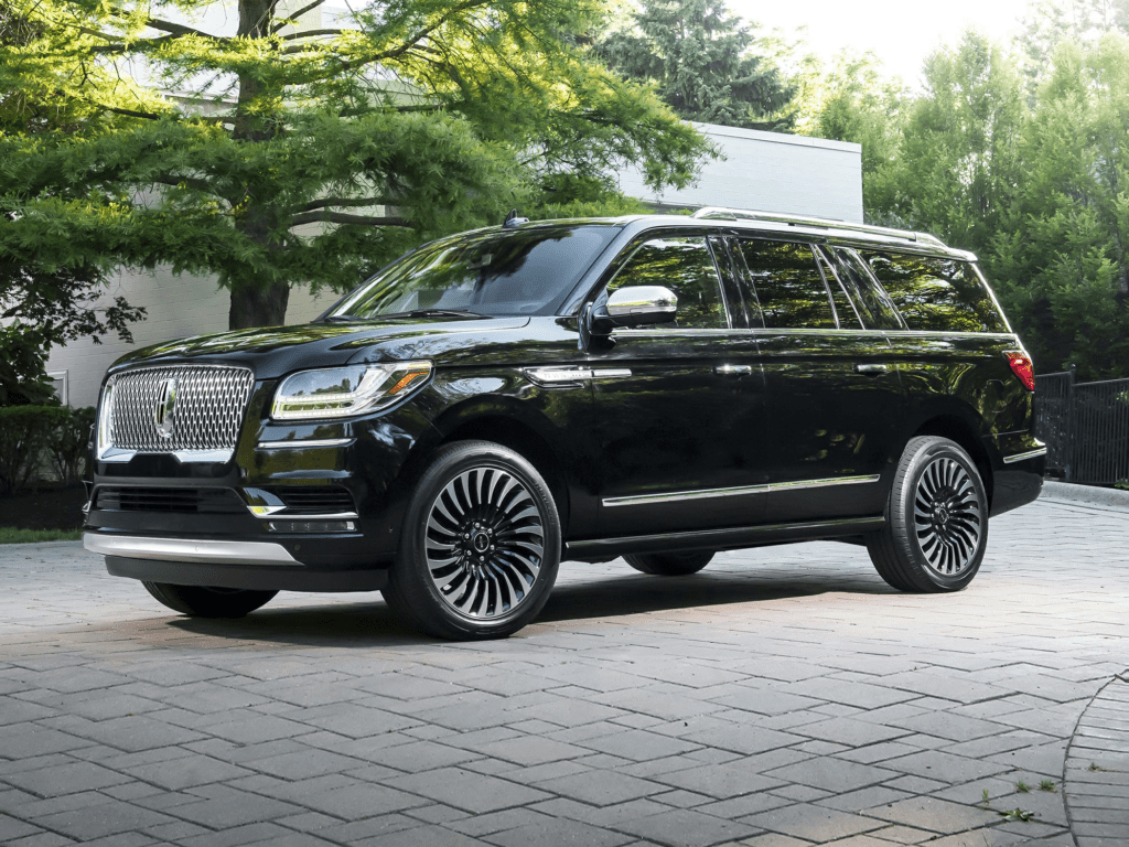 2020 Lincoln Navigator L Black Label 4dr 4x4 Lease