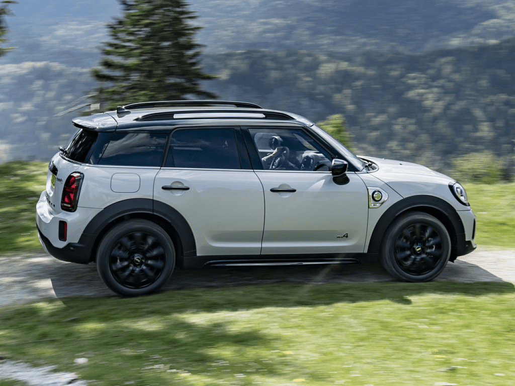 2021 MINI Countryman John Cooper Works 4dr All-wheel Drive ALL4 Sport Utility Lease