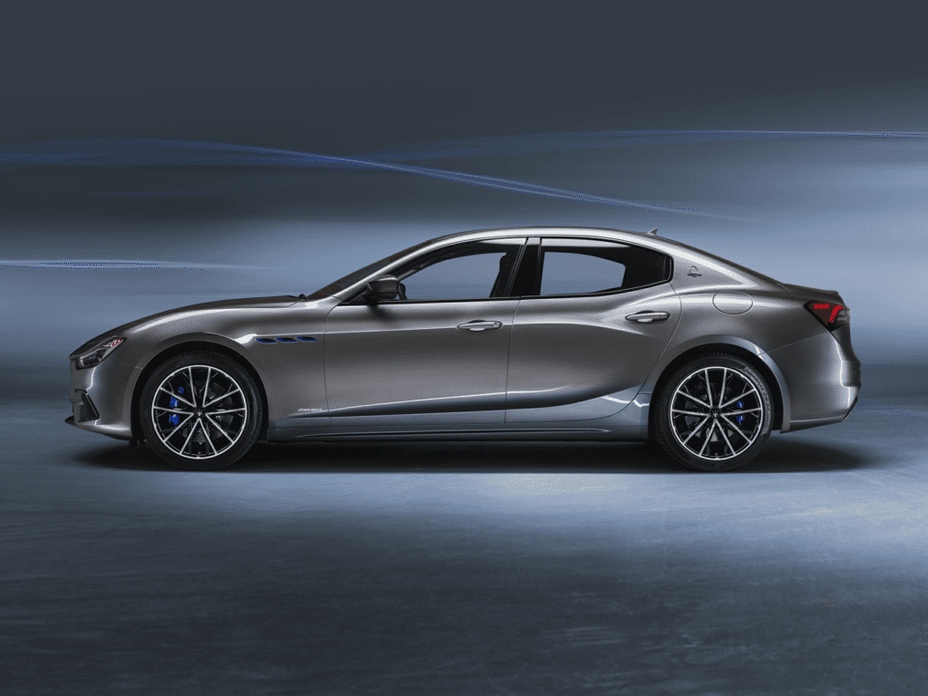 2021 Maserati Ghibli Trofeo 4dr Rear-wheel Drive Sedan Lease