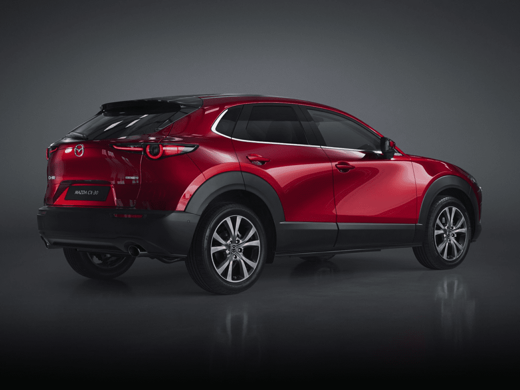 2021 Mazda CX-30 Premium Package 4dr i-ACTIV All-wheel Drive Sport Utility Lease