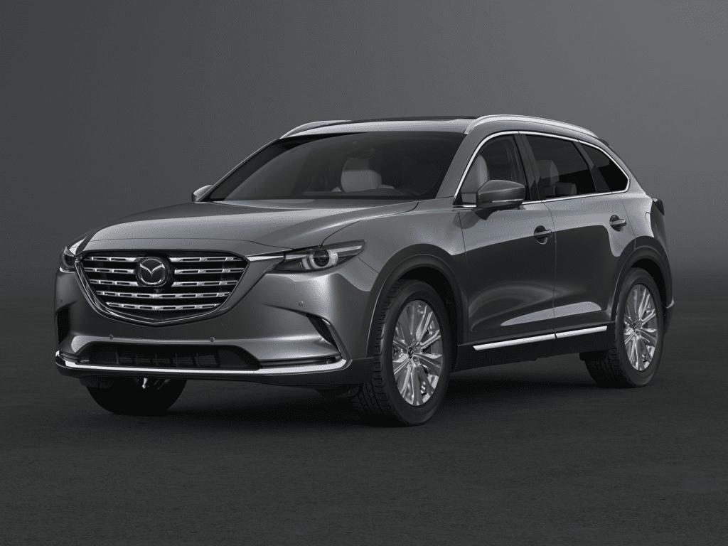 2021 Mazda CX-9 Signature 4dr i-ACTIV All-wheel Drive Sport Utility Lease
