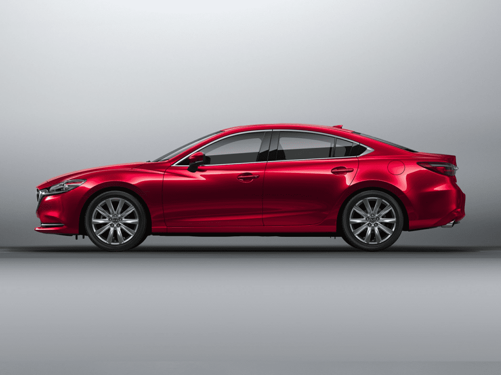2021 Mazda Mazda6 Signature 4dr Sedan Lease