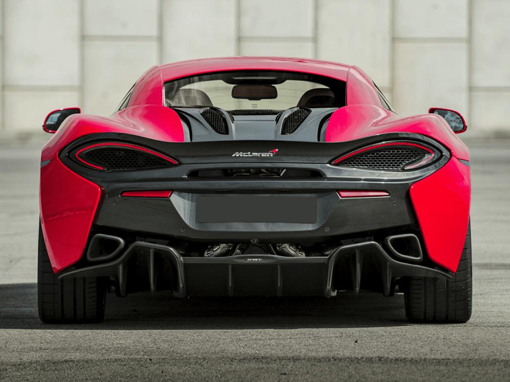 2020 McLaren 570S Base Rear-wheel Drive Spider Lease