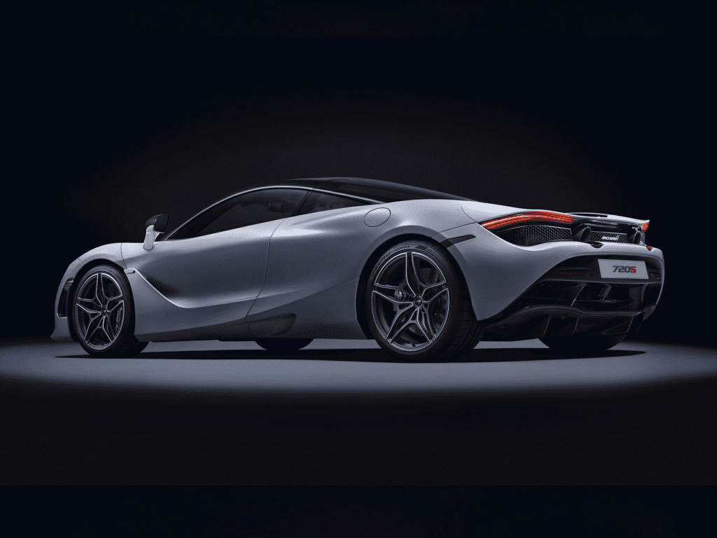 2020 McLaren 720S Performance 2dr Spider Lease
