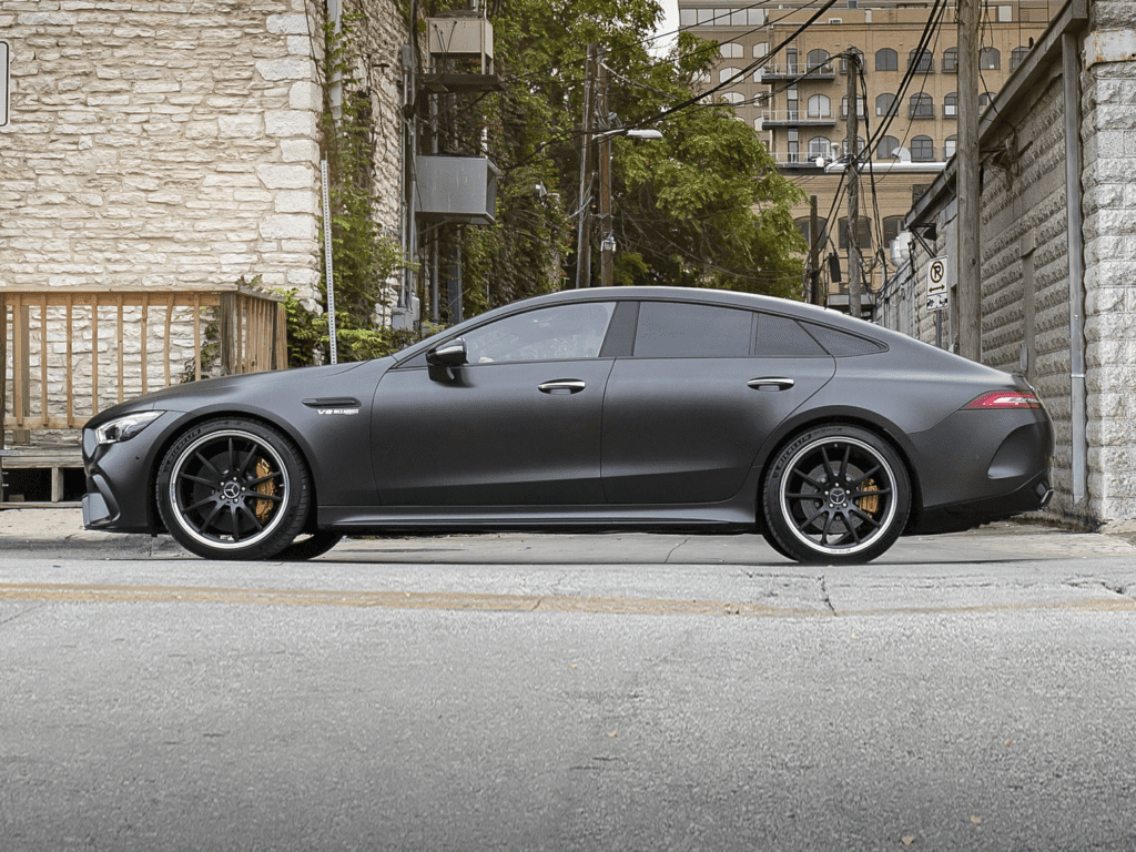 2021 Mercedes-Benz AMG GT AMG GT 63 S 4dr Coupe Lease