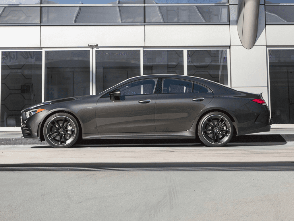 2021 Mercedes-Benz CLS-Class AMG CLS 53 Coupe Base 4dr All-wheel Drive 4MATIC+ Lease