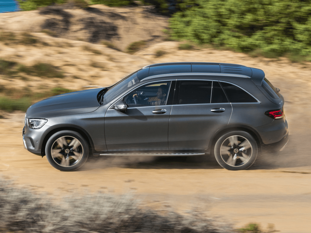 2021 Mercedes-Benz GLC-Class AMG GLC 63 S 4dr All-wheel Drive 4MATIC+ Coupe Lease