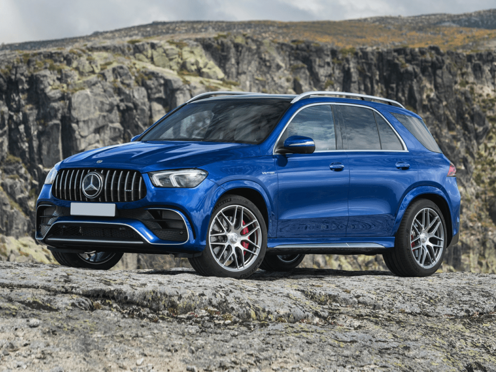 2021 Mercedes-Benz GLE-Class AMG GLE 63 S 4dr All-Wheel Drive 4MATIC Lease