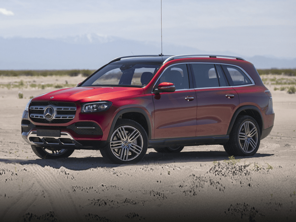 2021 Mercedes-Benz GLS-Class AMG GLS 63 Base 4dr All-wheel Drive 4MATIC Lease
