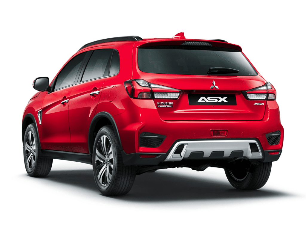 2020 Mitsubishi Outlander Sport 2.4 GT 4dr AWC Lease