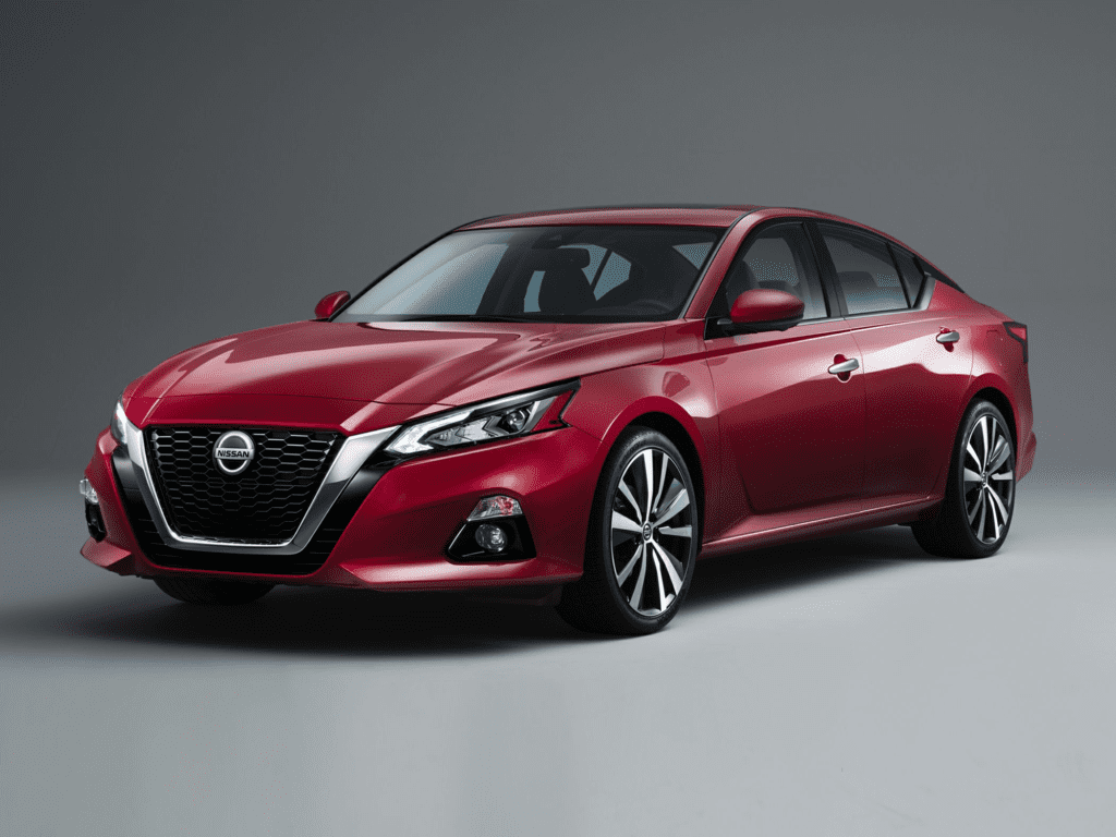 2021 Nissan Altima 2.5 Platinum 4dr All-wheel Drive Sedan Lease