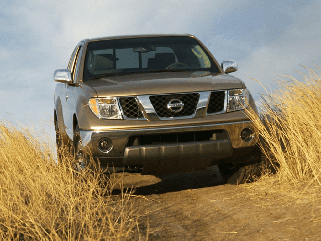 2020 Nissan Frontier PRO-4X 4x4 Crew Cab 4.75 ft. box 125.9 in. WB Lease