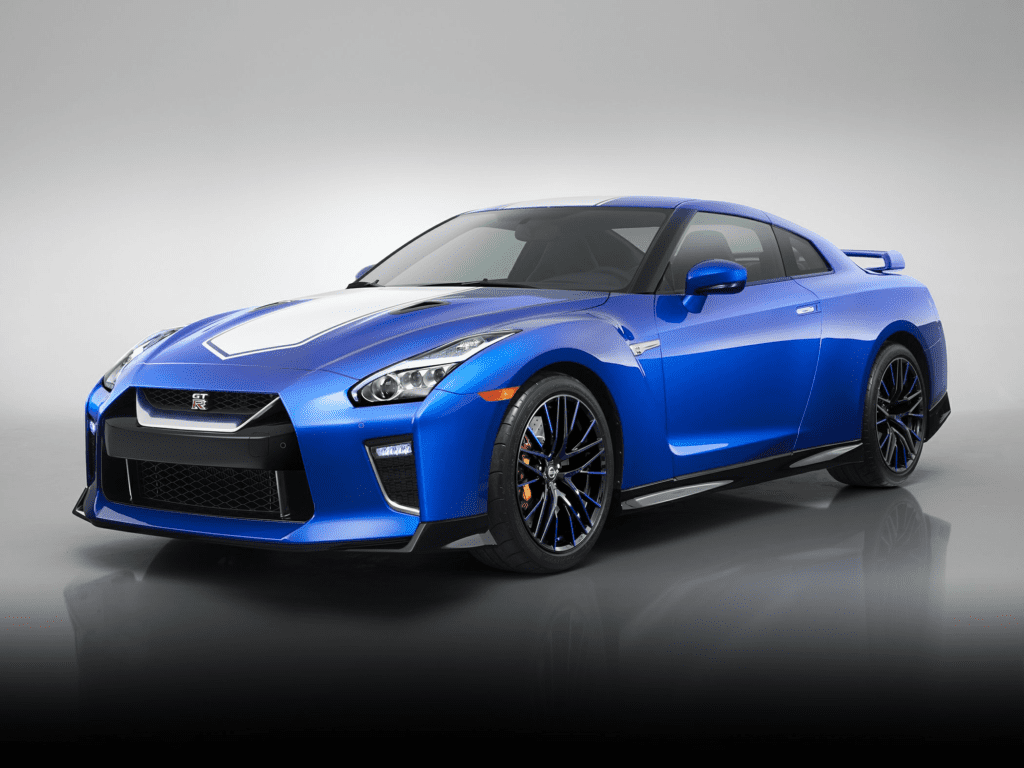 2021 Nissan GT-R NISMO 2dr All-wheel Drive Coupe Lease