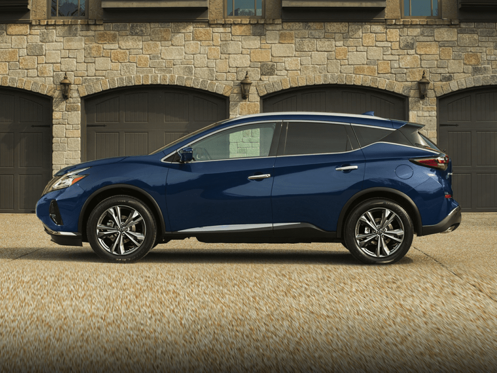 2020 Nissan Murano Platinum 4dr All-wheel Drive Lease