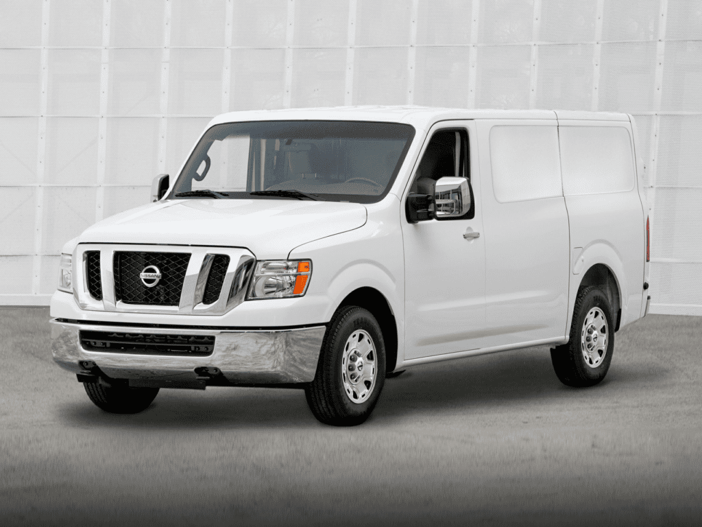 2021 Nissan NV Cargo NV1500