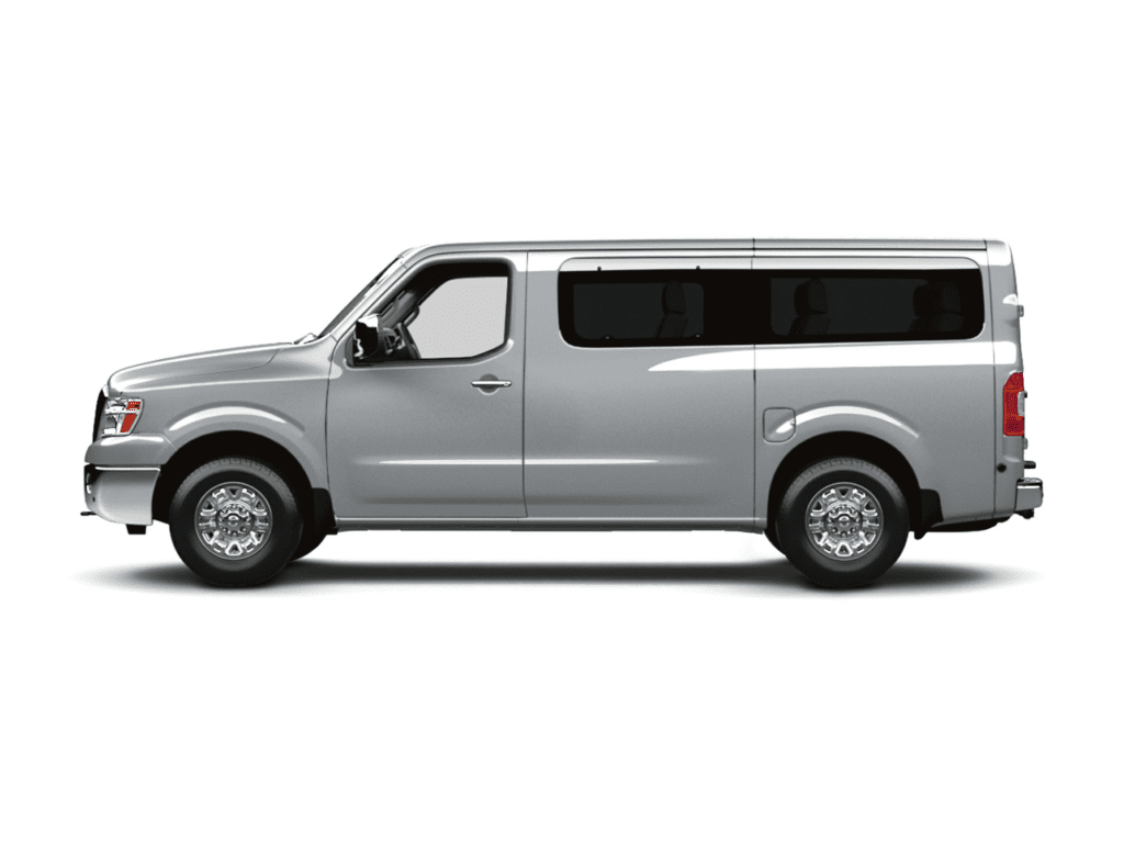2021 Nissan NV Passenger NV3500 HD SL V8 3dr Rear-wheel Drive Passenger Van Lease