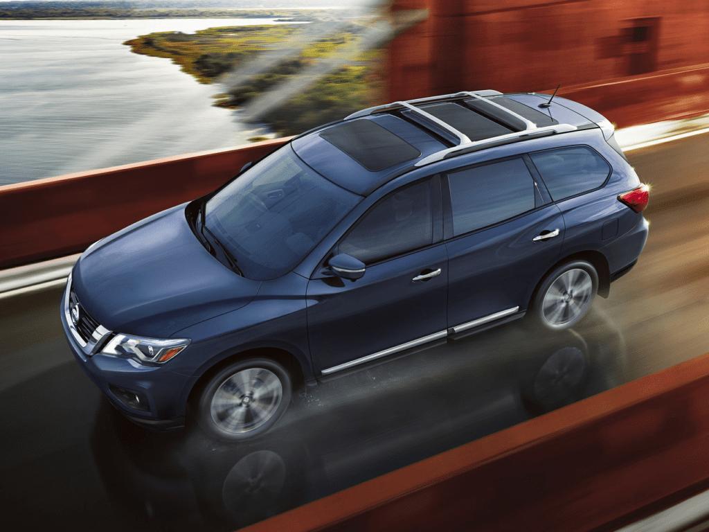 2020 Nissan Pathfinder Platinum 4dr 4x4 Lease