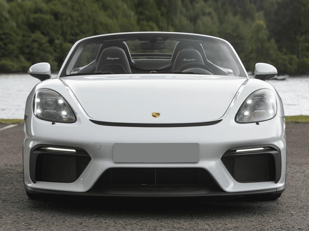 2021 Porsche 718 Spyder Base 2dr Rear-wheel Drive Convertible Lease