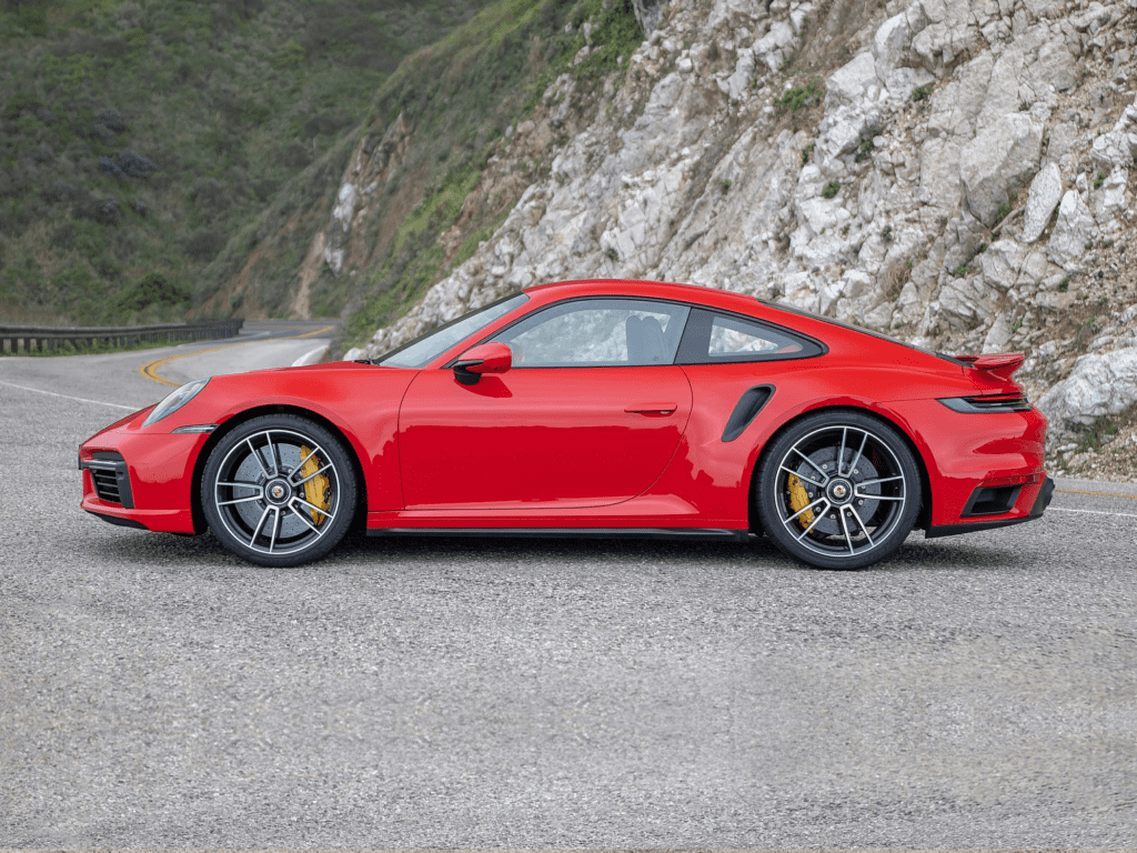 2021 Porsche 911 Turbo S 2dr All-wheel Drive Cabriolet Lease