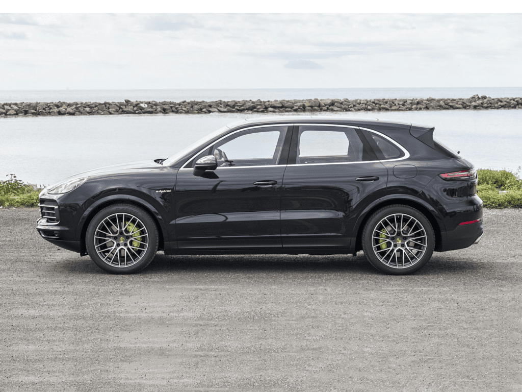 2021 Porsche Cayenne E-Hybrid Coupe Turbo S 4dr All-wheel Drive Lease