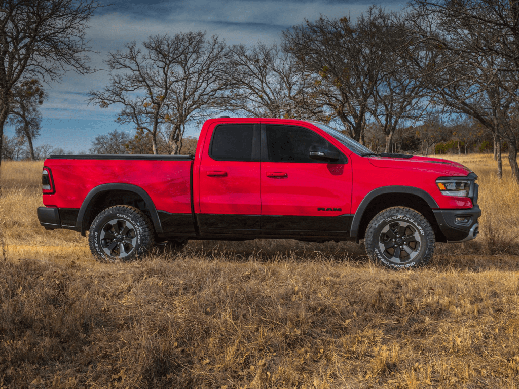 2021 RAM 1500 TRX 4x4 Crew Cab 144.5 in. WB Lease
