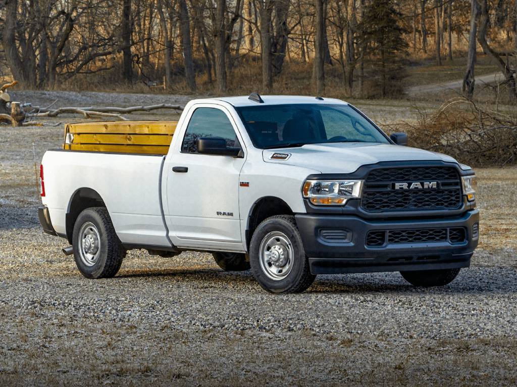 2021 RAM 2500 Limited 4x4 Mega Cab 6.3 ft. box 160.5 in. WB Lease