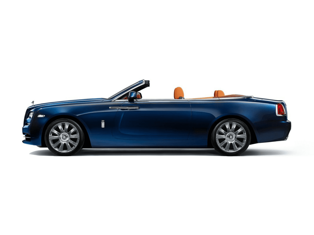 2020 Rolls-Royce Dawn Base 2dr Convertible Lease