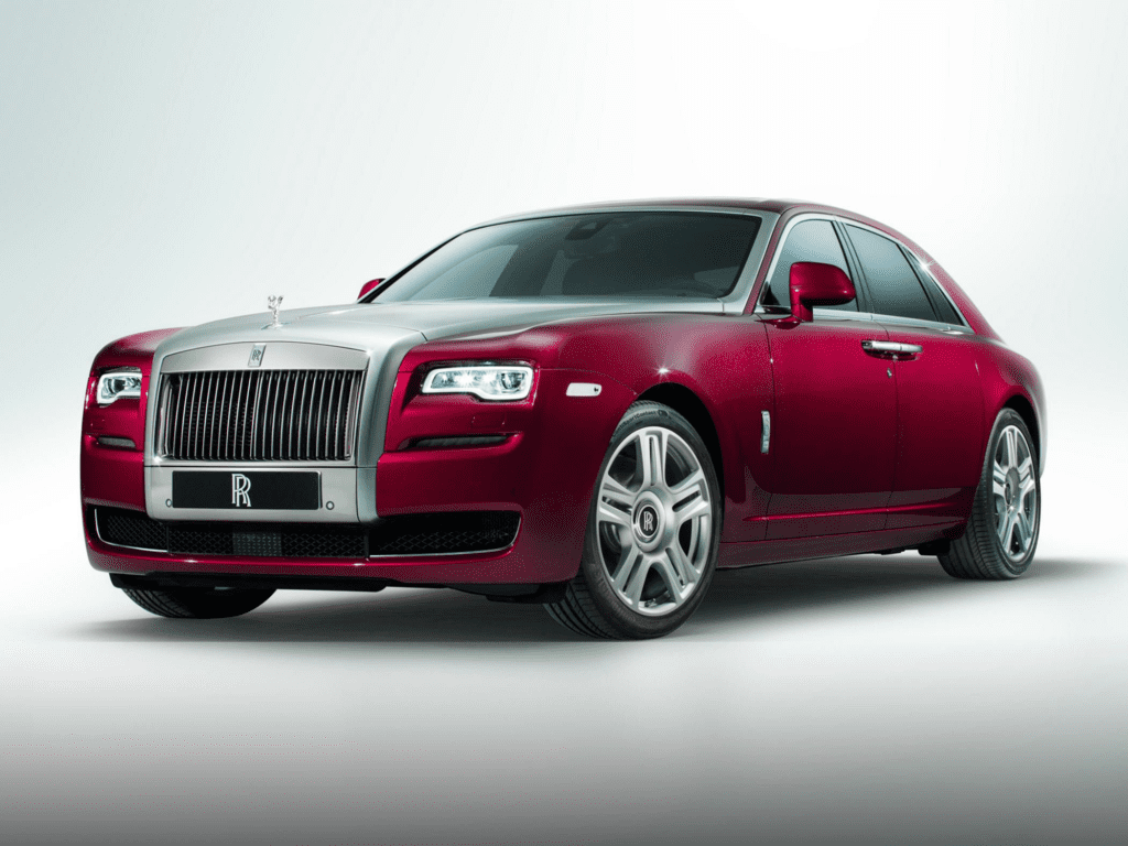 2020 Rolls-Royce Ghost Base 4dr EWB Sedan Lease