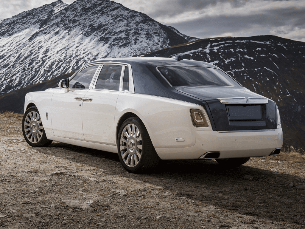 2020 Rolls-Royce Phantom Base EWB Sedan Lease