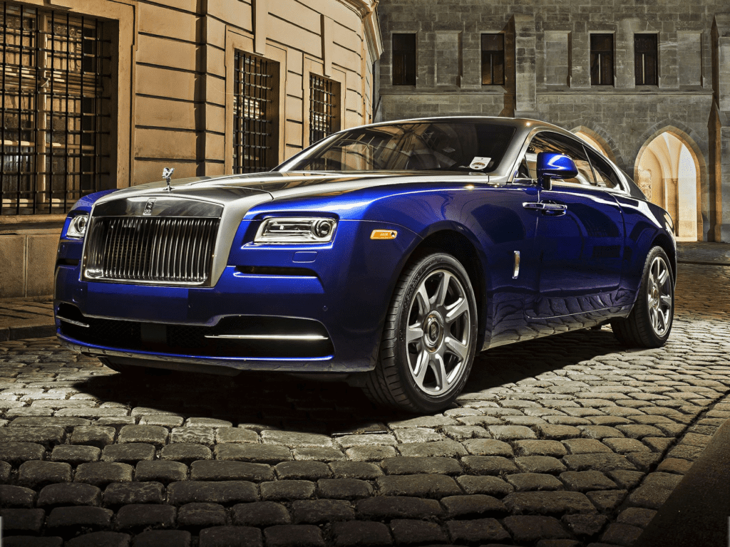 2020 Rolls-Royce Wraith Base 2dr Coupe Lease