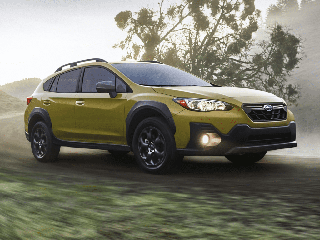 2021 Subaru Crosstrek Limited 4dr All-wheel Drive Lease
