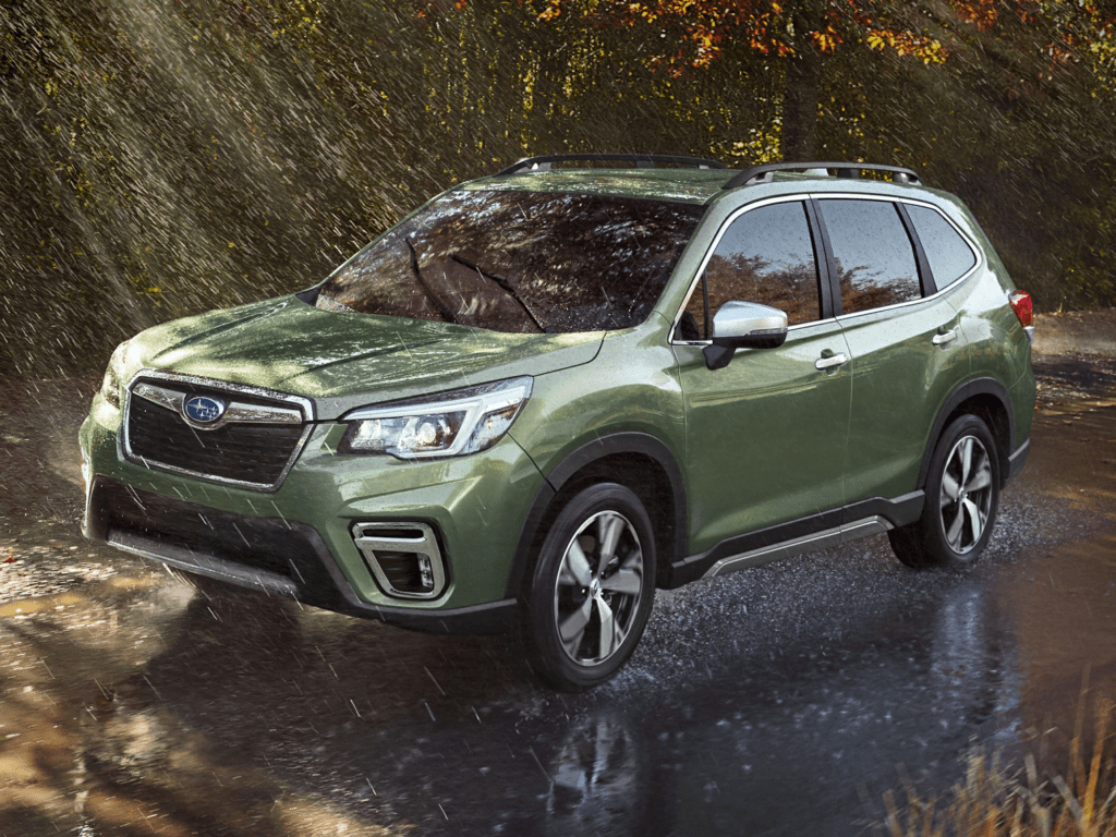 2021 Subaru Forester Touring 4dr All-wheel Drive Lease