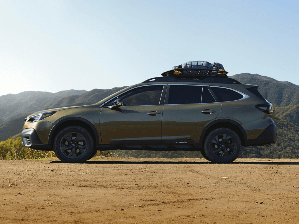 2021 Subaru Outback Touring XT 4dr All-wheel Drive Lease