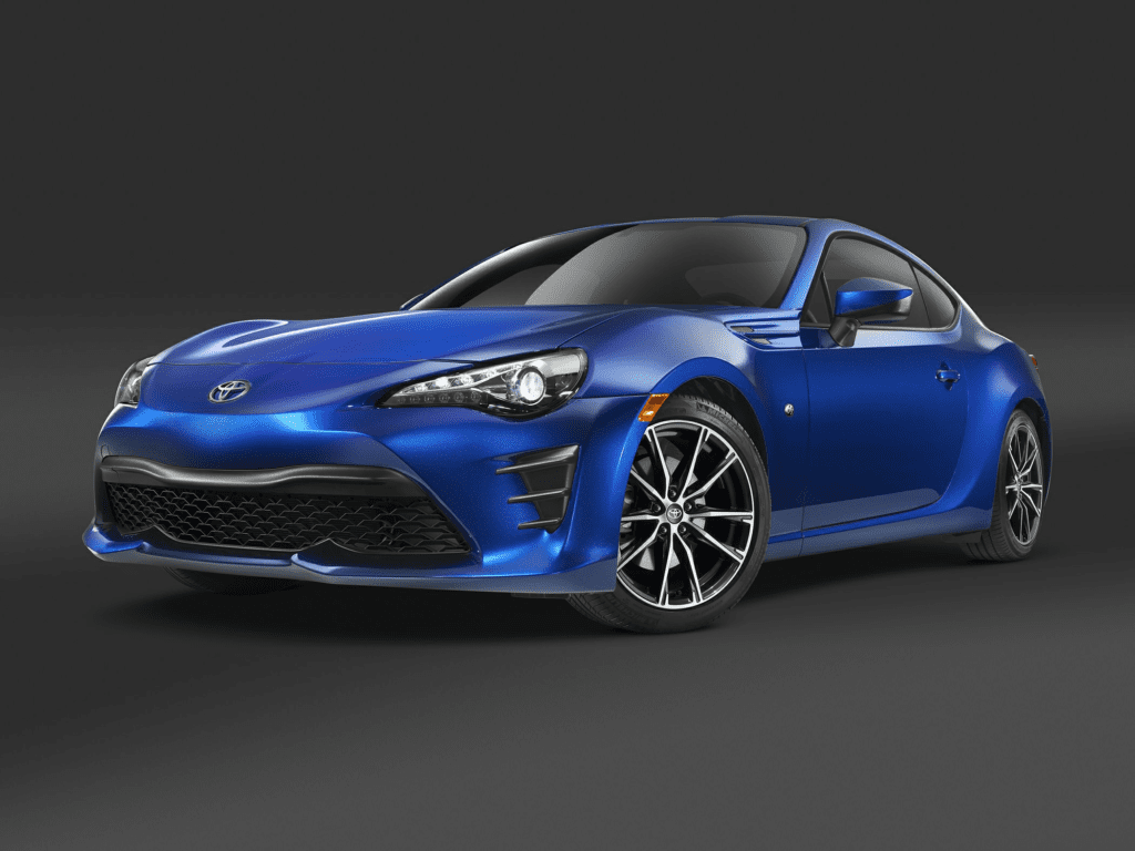 2020 Toyota 86 GT 2dr Coupe Lease