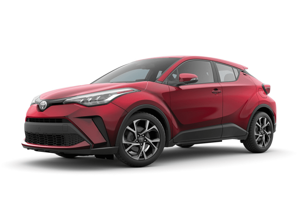 2021 Toyota C-HR Limited 4dr Front-wheel Drive Sport Utility Lease