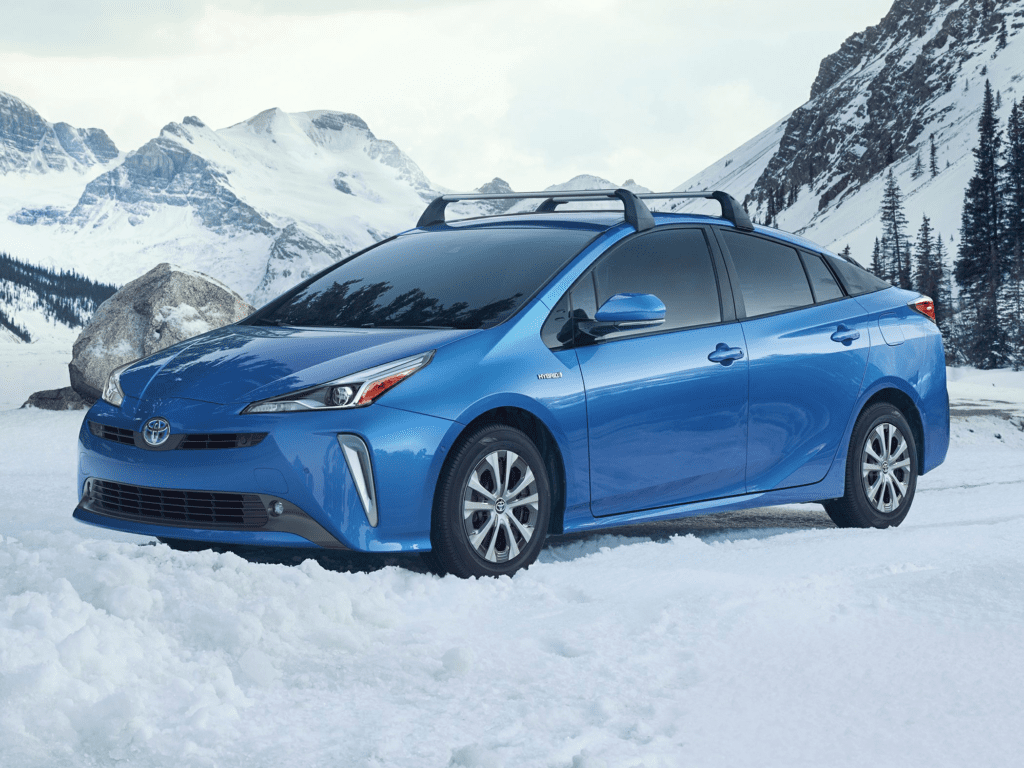 2021 Toyota Prius Limited 5dr Front-wheel Drive Hatchback Lease