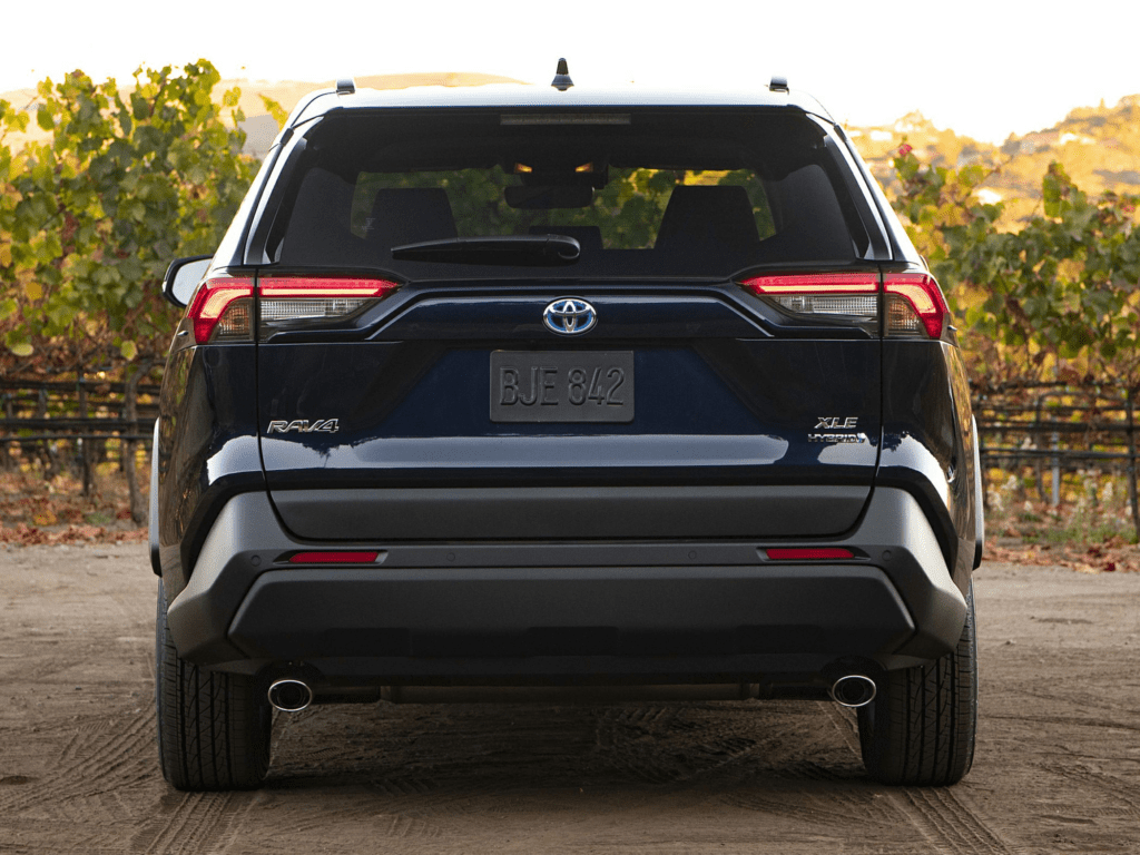 2021 Toyota RAV4 Hybrid Limited 4dr All-wheel Drive Lease